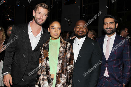 Editorial image of The World Premiere of Columbia Pictures 'Men In Black: International' After Party, New York, USA - 11 Jun 2019