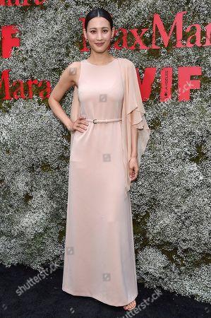 Stock Picture of Claudia Kim