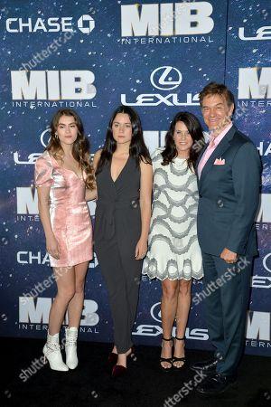 Lisa Lemole, Dr Mehmet Oz, Family