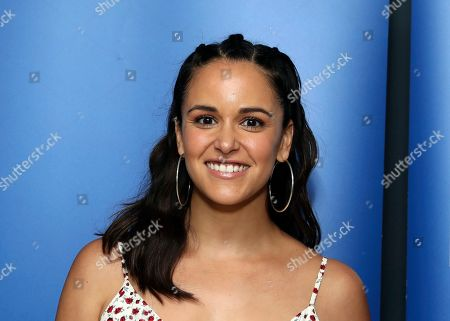 """Melissa Fumero attends the """"Brooklyn Nine-Nine"""" FYC Event at the UCB Sunset, in Los Angeles"""