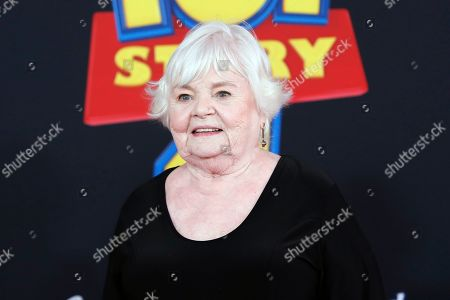 Stock Image of June Squibb arrives for the world premiere of 'Toy Story 4' at the El Capitan Theatre in Hollywood, Los Angeles, California, USA, 11 June 2019. The movie opens in the USA on 21 June 2019.