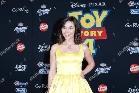 Editorial picture of World premiere of 'Toy Story 4' in Hollywood, Los Angeles, USA - 11 Jun 2019