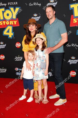 Editorial image of World premiere of 'Toy Story 4' in Hollywood, Los Angeles, USA - 11 Jun 2019