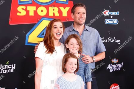 Editorial photo of World premiere of 'Toy Story 4' in Hollywood, Los Angeles, USA - 11 Jun 2019