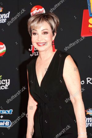 Stock Picture of Annie Potts arrives for the world premiere of 'Toy Story 4' at the El Capitan Theatre in Hollywood, Los Angeles, California, USA, 11 June 2019. The movie opens in the USA on 21 June 2019.