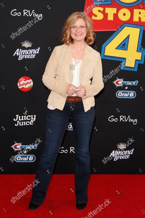 Bonnie Hunt arrives for the world premiere of 'Toy Story 4' at the El Capitan Theatre in Hollywood, Los Angeles, California, USA, 11 June 2019. The movie opens in the USA on 21 June 2019.
