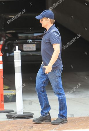 Editorial picture of Alex Winter out and about, Los Angeles, USA - 11 Jun 2019