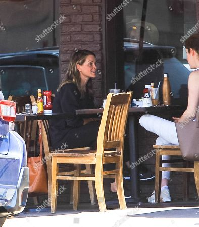 Editorial image of Beau Garrett out and about, Los Angeles, USA - 11 Jun 2019