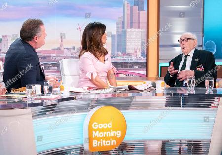 Editorial picture of 'Good Morning Britain' TV show, London, UK - 12 Jun 2019