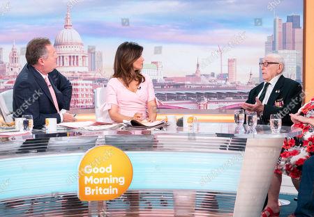 Editorial photo of 'Good Morning Britain' TV show, London, UK - 12 Jun 2019