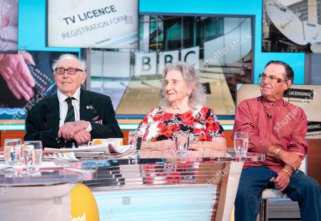 Editorial image of 'Good Morning Britain' TV show, London, UK - 12 Jun 2019