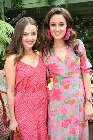 Niomi Smart and Rosanna Falconer