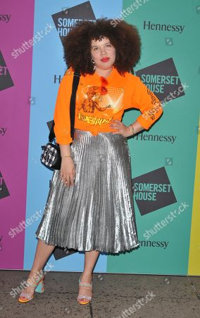 Editorial photo of 'Get Up, Stand Up Now' exhibition VIP preview and Summer Party, Somerset House, London, UK - 11 Jun 2019