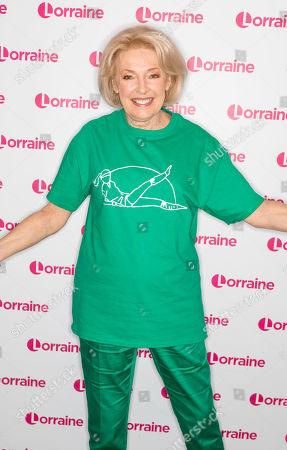 Diana Moran - The Green Goddess