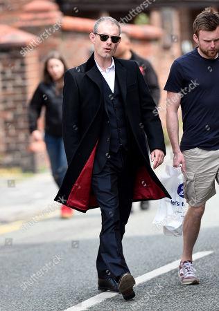 Editorial image of 'Coronation Street' TV show on set filming, Warrington, UK - 22 May 2019
