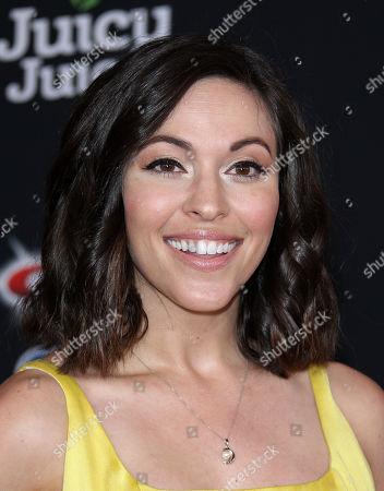 Stock Picture of Juliana Hansen