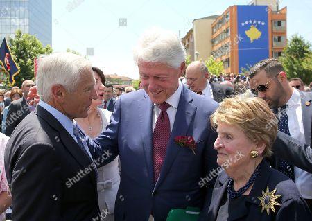 Editorial picture of 20 Years Later, Pristina, Kosovo - 12 Jun 2019