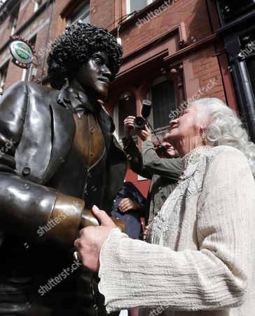 Editorial picture of Philomena Lynott, mother of Phil Lynott
