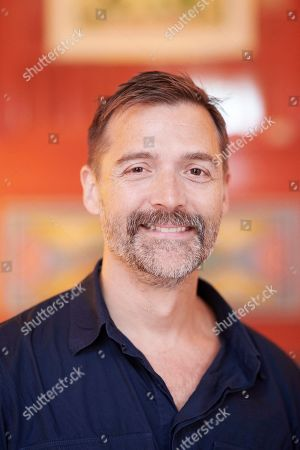 Patrick Grant attends the Matthew Williamson afternoon tea at The Coral Room to launch the collection with Newby Teas of London