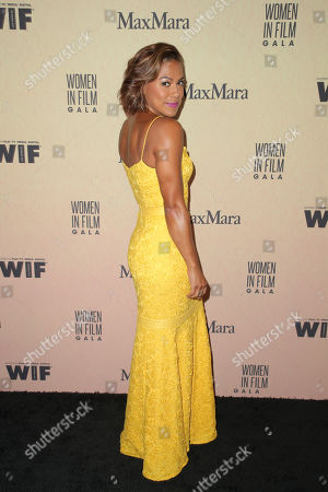 Editorial image of Women In Film Gala, Arrivals, Beverly Hilton, Los Angeles, USA - 12 Jun 2019