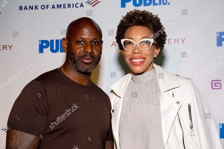 Kevin Pemberton and Amy Sherald