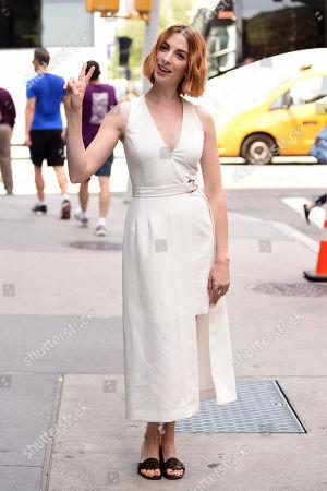 Stock Photo of Molly Bernard