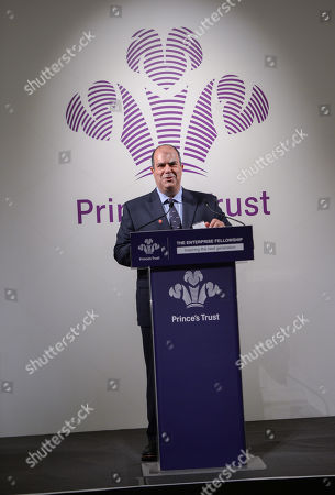 Editorial image of 'Youth Can Do it' Prince's Trust Reception, Phillips Gallery, London, UK - 12 Jun 2019