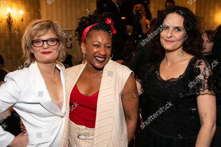 Martha Plimpton (Tracey), Clare Perkins (Cynthia) and Leanne Best (Jessie)