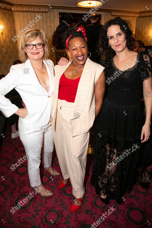 Stock Image of Martha Plimpton (Tracey), Clare Perkins (Cynthia) and Leanne Best (Jessie)