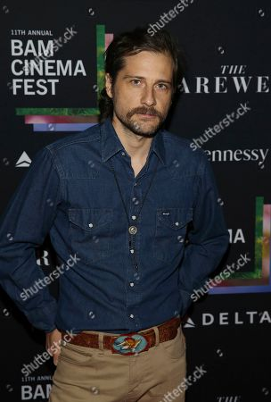 """Kentucker Audley attends the 11th annual BAMcinemaFest opening night premiere of """"The Farewell"""" at BAM Rose Cinemas, in New York"""