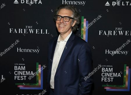 """Radio personality Ira Glass attends the 11th annual BAMcinemaFest opening night premiere of """"The Farewell"""" at BAM Rose Cinemas, in New York"""