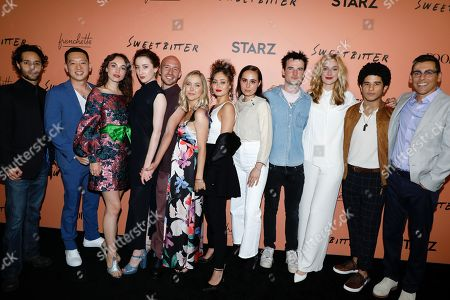 Editorial picture of 'Sweetbitter' TV show season 2 premiere, New York, USA - 12 Jun 2019