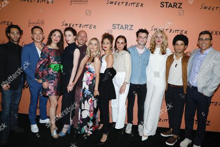 Editorial image of 'Sweetbitter' TV show season 2 premiere, New York, USA - 12 Jun 2019