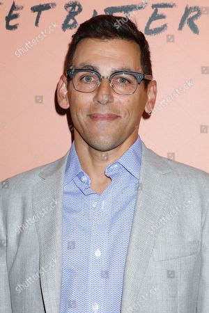 Stu Zicherman, executive producer