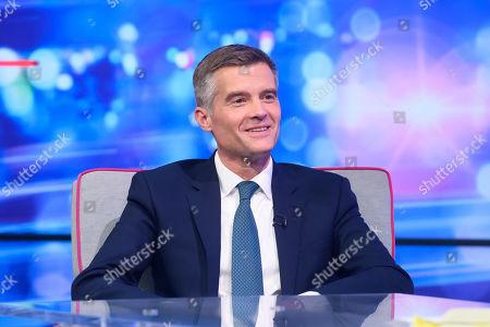 Editorial photo of 'Peston' TV Show, Series 2, Episode 21, London, UK - 12 Jun 2019