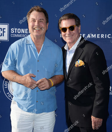 Stock Image of Ron Cey and Steve Garvey