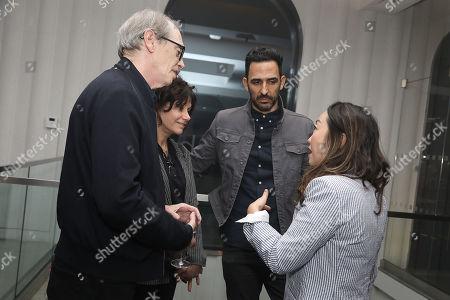Steve Buscemi, Amy Heckerling, Amir Arison and Lulu Wang (Director)