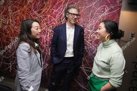 Lulu Wang (Director), Ira Glass and Awkwafina