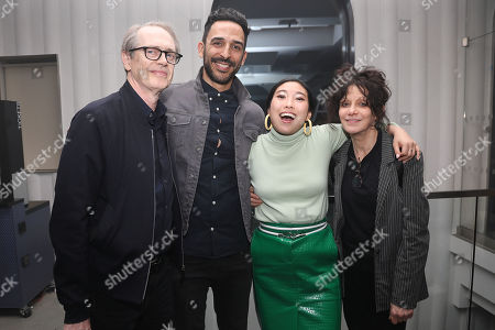 Steve Buscemi, Amir Arison, Awkwafina and Amy Heckerling