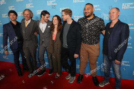 Cast and crew of Standing Up For Sunny - Philippa Northeast and RJ Mitte