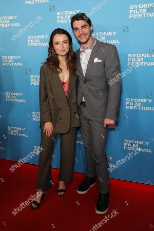 Editorial image of 'Standing Up For Sunny' film premiere, Arrivals, 66th Sydney Film Festival, Australia - 12 Jun 2019