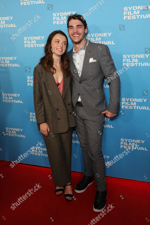 Editorial picture of 'Standing Up For Sunny' film premiere, Arrivals, 66th Sydney Film Festival, Australia - 12 Jun 2019