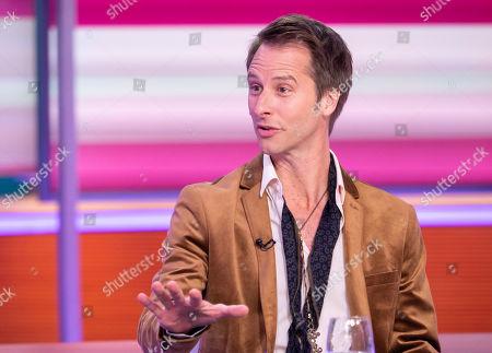 Editorial image of 'Good Morning Britain' TV show, London, UK - 13 Jun 2019