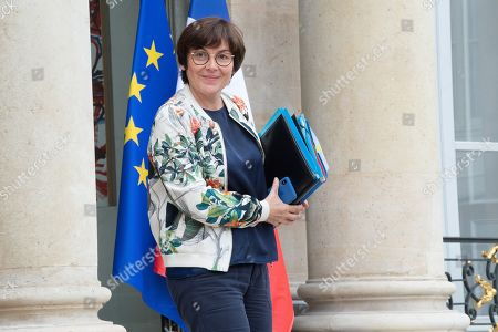 French Overseas Minister, Annick Girardin