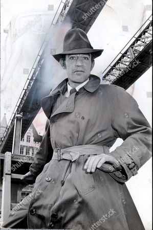 Editorial picture of Television Programme Dick Barton Starring Tony Vogel..