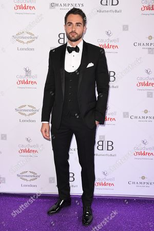 Editorial picture of Butterfly Ball, Grosvenor House Hotel, London, UK - 13 Jun 2019