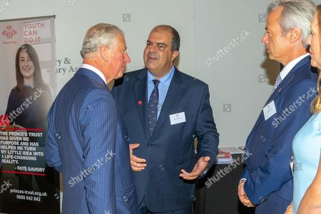 Editorial photo of 'Youth Can Do it' Prince's Trust Reception, Phillips Gallery, London, UK - 12 Jun 2019