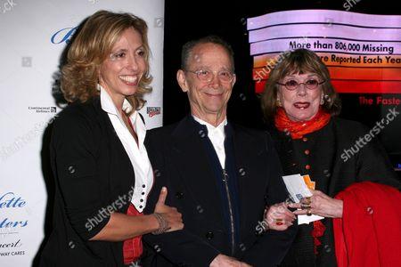 Amanda Green, Joel Grey, Phyllis Newman