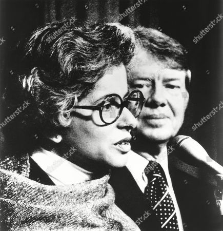 President Jimmy Carter appointed Patricia Harris to two cabinet-level posts. She was Secretary of Housing and Urban Development, and then Secretary of Health, Education, and Welfare. 1977 photo.