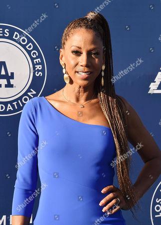 Editorial photo of Los Angeles Dodgers Foundation Blue Diamond Gala at Dodger Stadium, USA - 12 Jun 2019